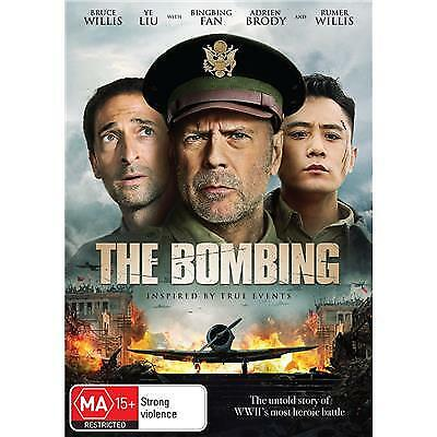 The Bombing Dvd, New & Sealed, 2018 Release, Free Post