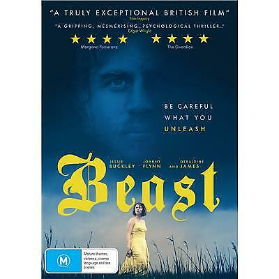 Beast Dvd, New & Sealed, 2018 Release, Free Post