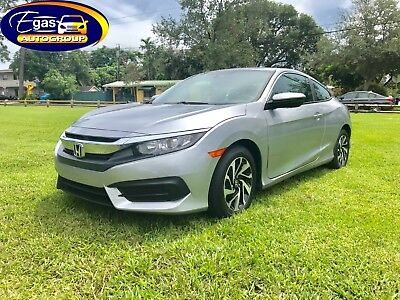 2016 Honda Civic  2016 Honda Civic EX-L Coupe 2D