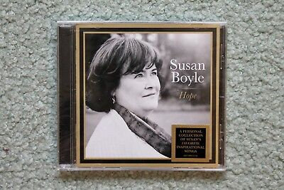 NEW Susan Boyle Hope CD, free shipping
