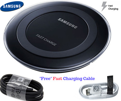 Samsung Qi Wireless Charging Pad Fast Charger for Galaxy Note 8/9/5 iPhone 8,XS