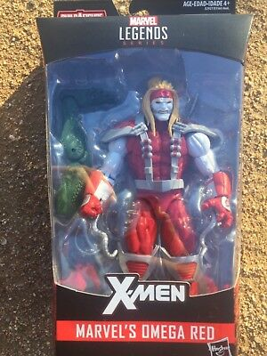 X-Men Marvel Legends Sauron Series Omega Red Action Figure 6""