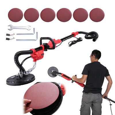 Electric 750W  Drywall Sander Commercial Variable Adjustable Speed Sanding Pad