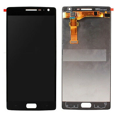 For OnePlus 2 Screen Replacement LCD Touch Screen Digitizer OEM A2003 Black