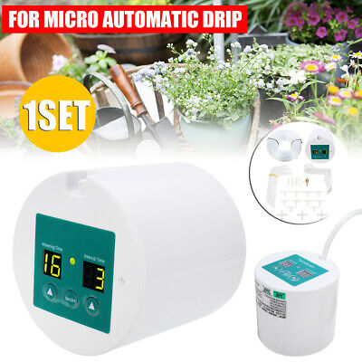 Water Irrigation Kit Set Micro Drip Watering System Automatic Plant Garden Tools