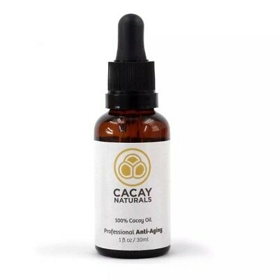 Natural Face 100% Pure Cacay Oil The Best Anti Aging Anti Wrinkles - NO BOX