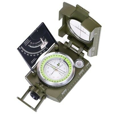 ARINO Multifunctional Compass Professional Compass Waterproof for Military