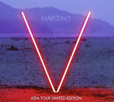 Maroon 5-V: Asian Tour Edition (Asia) (Us Import) Cd New