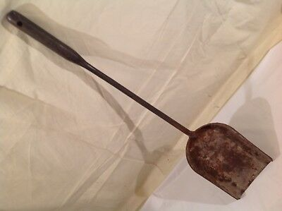 Antique NeverBreak Fire Shovel Coal Shovel