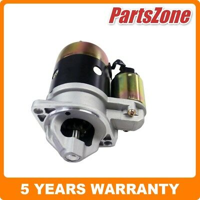 New Starter Motor Fit for Nissan Navara D21 2.4L Z24 2.0L Z20 Petrol CW 9TH