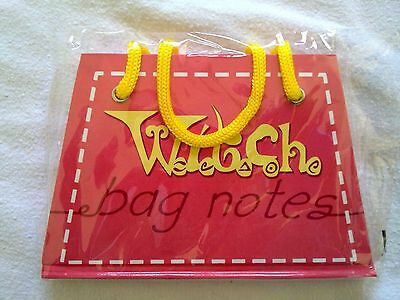 bag notes Witch