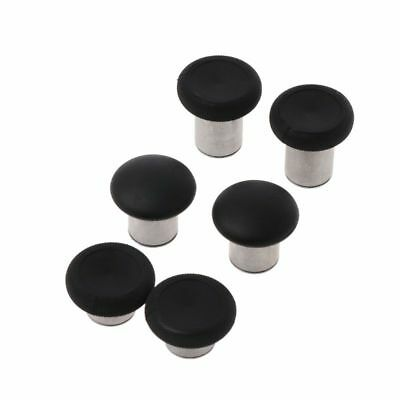 6pcs Swap Thumbsticks Caps Grips Analog Grips for Xbox One Elite Controller