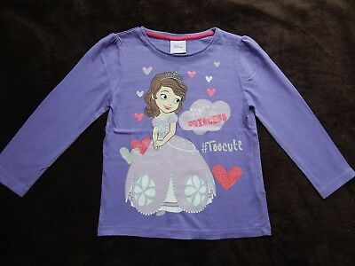 Girl Disney Sofia the First long sleeve top 3-4 years