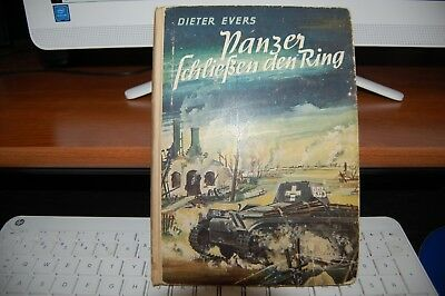 Original Book on WW2 Panzer Campaign in Poland published in 1941