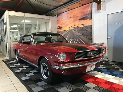 FORD MUSTANG 289Ci 1966