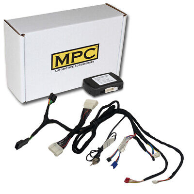 Factory Remote Activated Remote Start Kit For 2013-2017 Lexus GS350