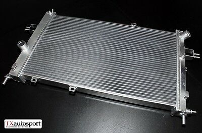 Uprated Radiator for Astra Zafira MK4 G GSI Coupe SRI Turbo Aluminium Core Alloy