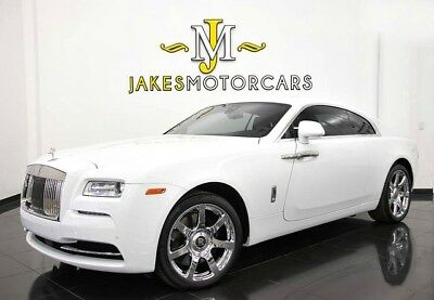 2014 Rolls-Royce Wraith ~$363,775 MSRP!~ STARLIGHT HEADLINER~ CPO WARRANTY 2014 Rolls-Royce Wraith~ $363,775 MSRP!!~ STARLIGHT HEADLINER~ ONLY 7400 MILES!