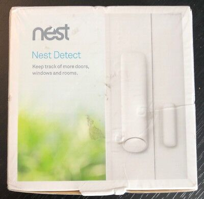 NEW Nest Secure Alarm System Detect Sensor Remote Access Home Security Wireless
