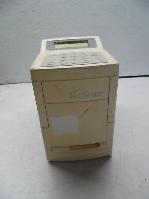 Abaxis Vetscan Point of Care Blood Analyzer Model 200-1000