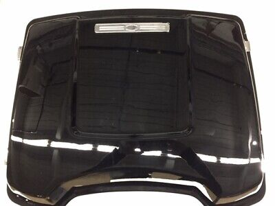 Black Replacement Oem Tour Trunk '98-'13