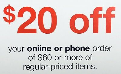 ➡️ STAPLES ~ $20 OFF Online or Phone Order of $60+ ~ FASTEST! Exp. 3/2/19
