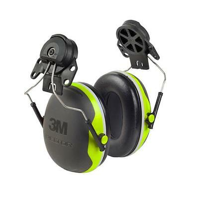 Peltor X4P3 Helmet Mounted Ear Defenders 32dB Ref X4P3