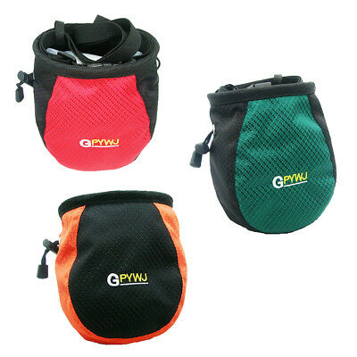 Rock Climbing Chalk Bag Outdoor Sports Magnesium Powder Storage Holder Pouch