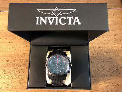 Invicta Star Wars Darth Vader Limited Edition Watch New Chronograph 52mm