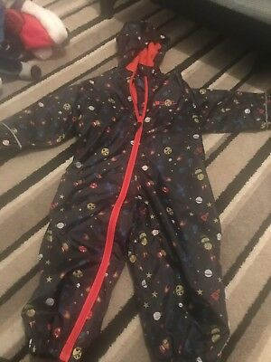 Boys All In One Wet Suit 12-18 Months