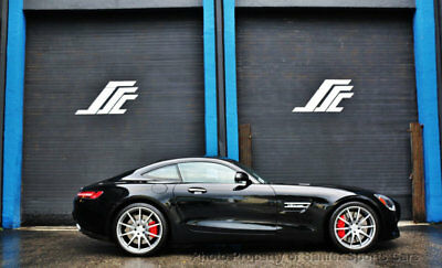2016 Mercedes-Benz AMG GT AMG GT 2dr Coupe S 2016 Mercedes Benz AMG GTS Porcelain Leather Pano 144 Month Financing Trades