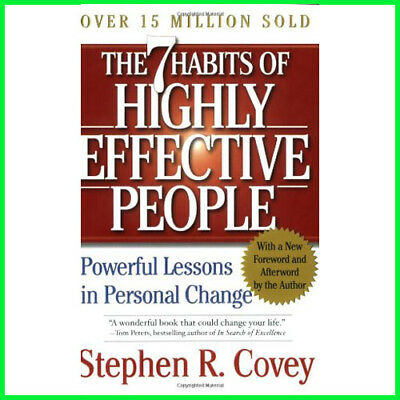 The 7 Habits of Highly Effective People (E-book) {PDF}