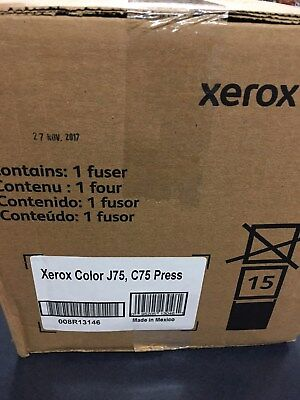 Xerox J75 C75 Digital Color Press Fuser Unit 008R13146 -New Sealed Box