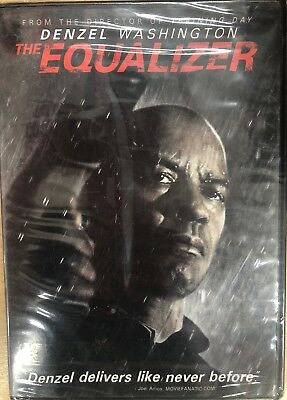 Brand New THE EQUALIZER (DVD, 2014) Free Fast Shipping