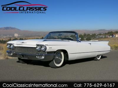 1960 Other Convertible 1960 Cadillac Series 62
