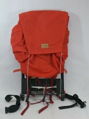 Vintage Back Pack Aluminum External Frame Very Good Condition HIGH COUNTRY