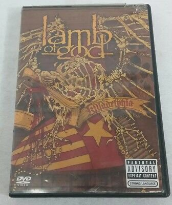 Lamb of God [PA] Killadelphia (DVD, 2005)