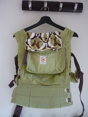 Ergobaby: Original Carrier - Bamboo Forest (Excellent condition)