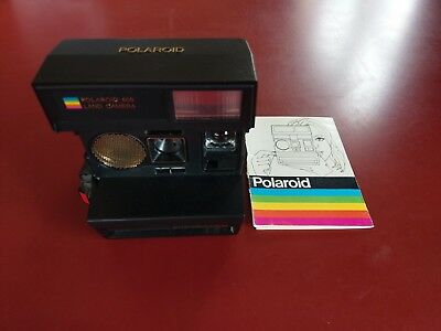 Polaroid 600 Land Camera Autofocus 660 with manual - Great Condition