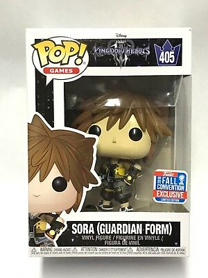 #405 Sora Guardian Form - Funko Pop! 2018 NYCC Fall Convention Exclusive