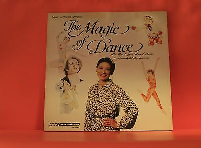 Magic Of Dance (Margot Fonteyn) Royal Opera House - Uk Issue Vinyl Lp Record -Z