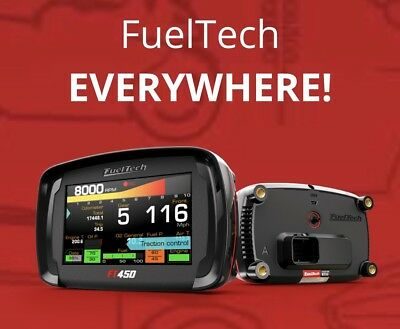 FuelTech FT450 EFI ECU Only