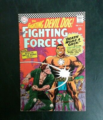 Our Fighting Forces #98 DC Comics 12 cent cover! Silver Age! Sgt. Rock! VG 4.0!