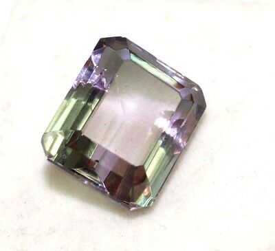 New Year Offer GGL Certified 9.40 Ct Charming Emerald Cut Changing Alexandrite