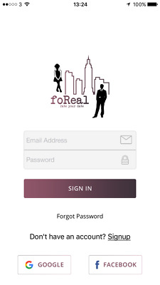 'foReal Dating App' For Sale - Global Dating App with 60K Registered Users