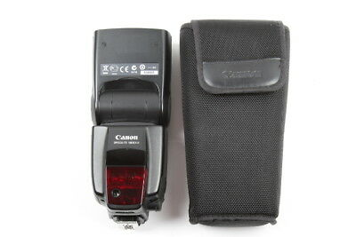 Canon Speedlite 580EX II Flash-Excellent Condition, with Pouch and Batteries
