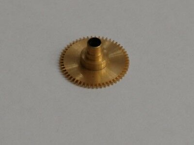Spring wheel for Russian marine chronometer Polet Kirova spare parts USED AS IS