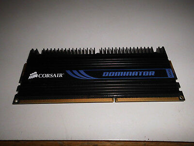 Corsair TR3X3G1600C8D Dominator – DDR3SDRAM Modul 1 GB  PC3-12800U DD