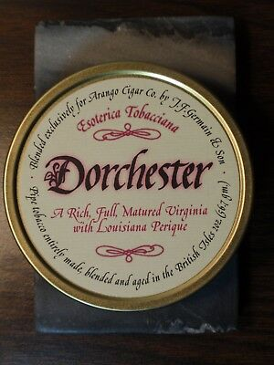 Esoterica Dorchester - 2 oz. Collectible Sealed Tin - J.F. Germain