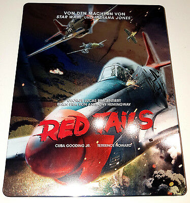 RED TAILS Steelbook Blu-ray